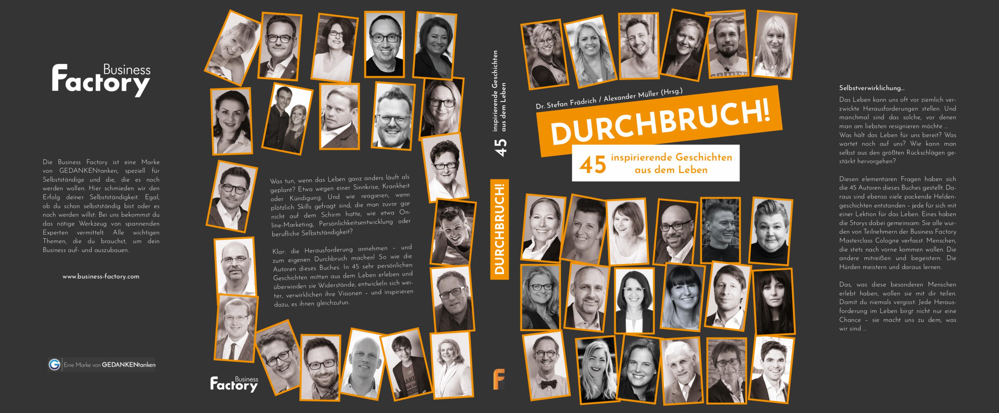 """Cover von dem Buch """"Durchbruch"""""""