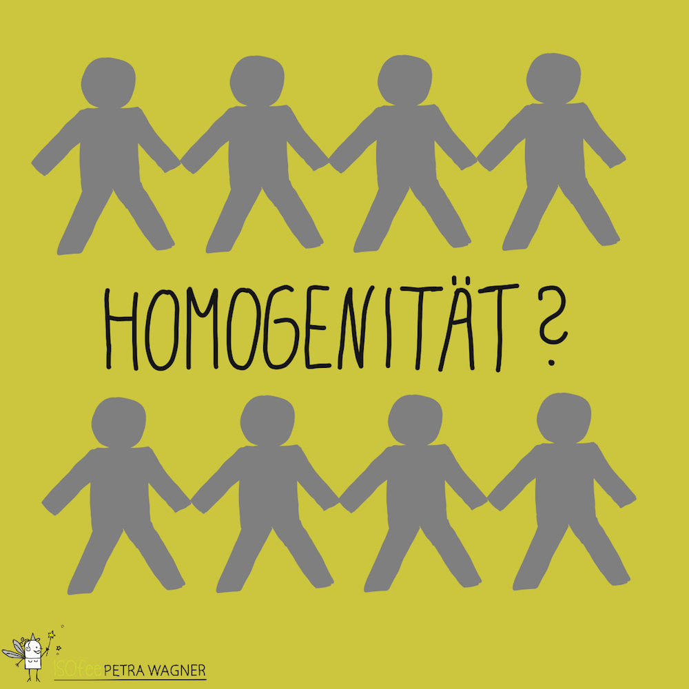 Homogenität in Teams