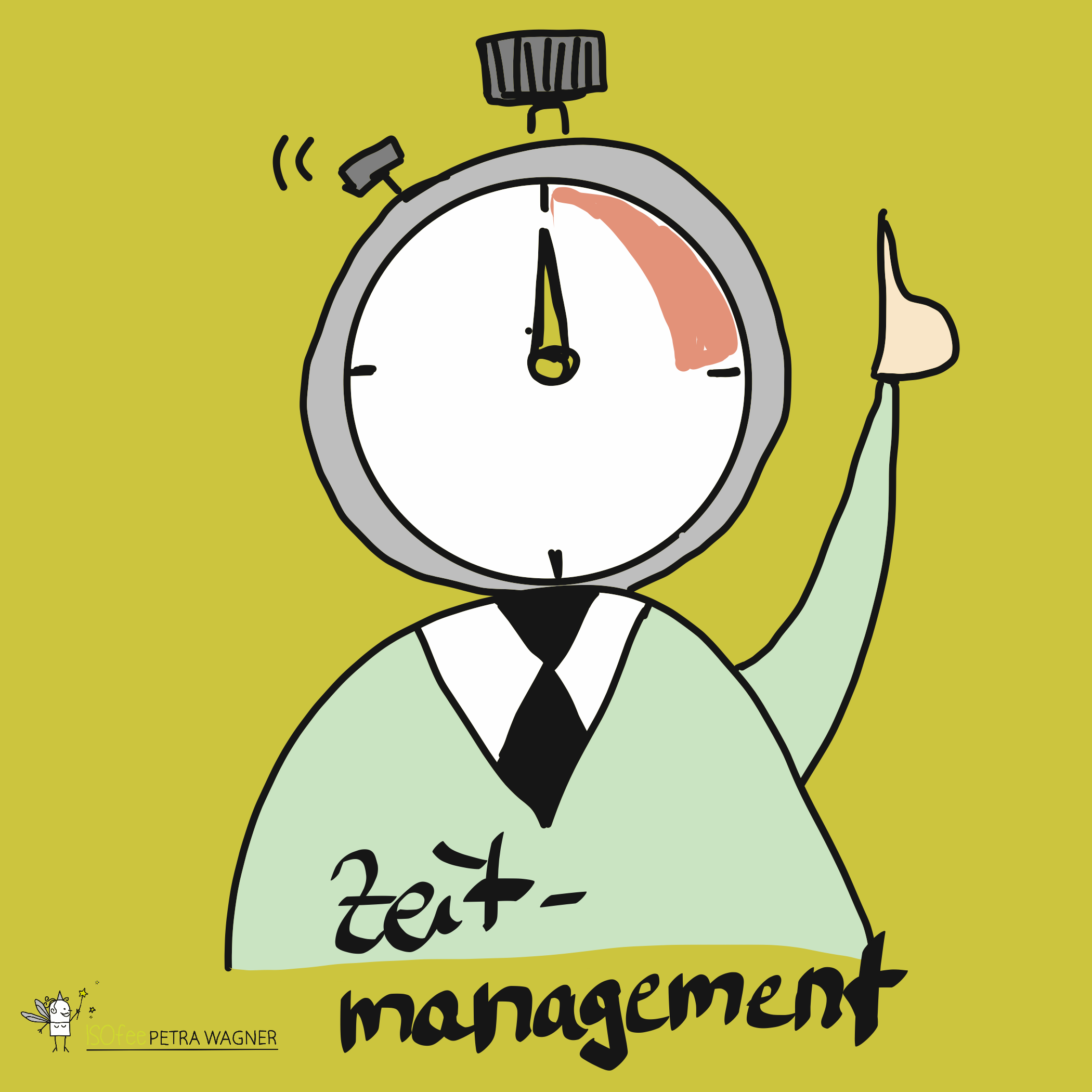 Zeitmanagement -keine endlosen Diskussionen