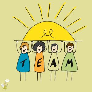 Führung von Mitarbeitern - Teamarbeit