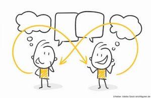 Gewaltlose Kommunikation erlernen Sie hier