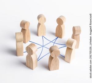 Gruppen- und Teamphasen - Der Mensch als dynamisches Wesen