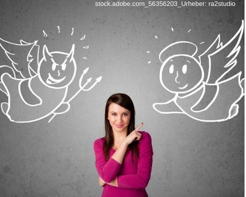 Selbstwertschätzung - Was erwarte ich von mir selber und was erwarten andere von mir?